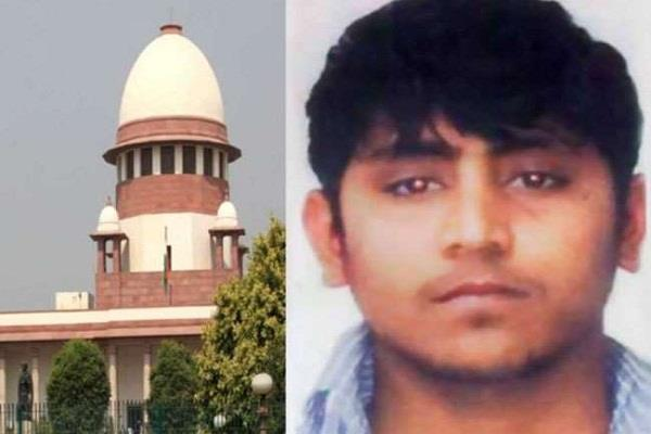 nirbhaya case convict pawan curative petition dismissed in supreme court