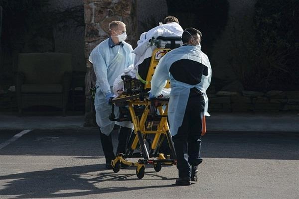 corona havoc 6 people dead in america so far
