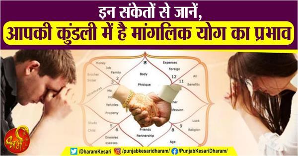 effect of mangalik yoga in your horoscope