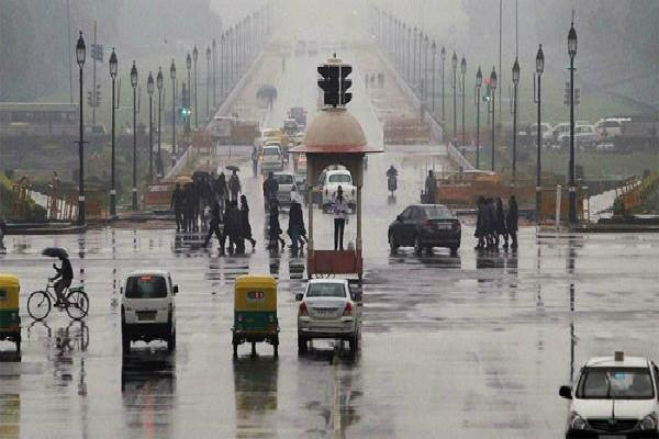 snowfall in hilly areas and thunderstorms in many states
