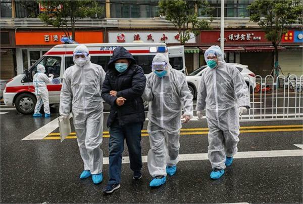 corona virus 2870 people killed in china so far
