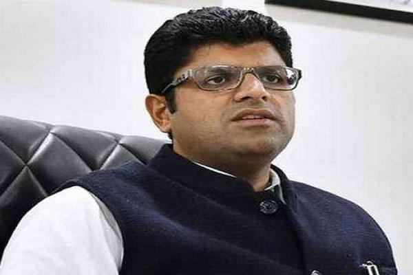 all haryana roadways workers union alleges dushyant forgets promises of power