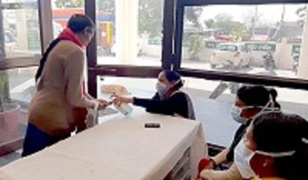 2 suspected patients of corona reached civil hospital