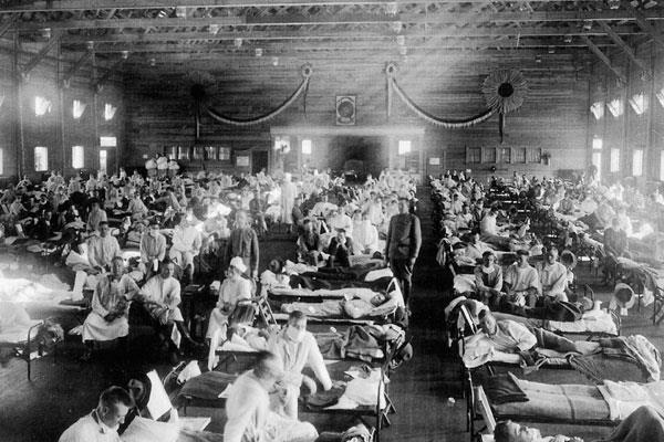 twenty million indians died of pandemic in 1918