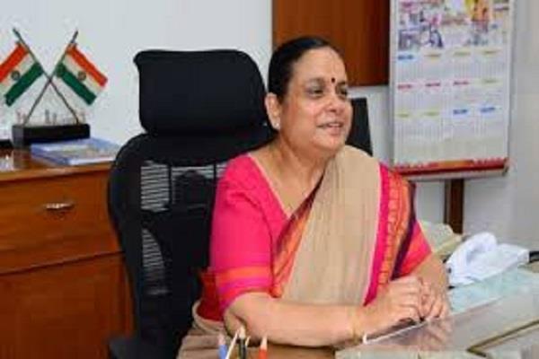 chief secretary gave instructions to anganwadis