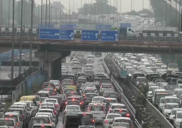 rains in half of india including delhi ncr