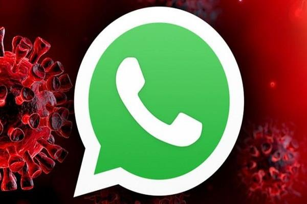 world taking help of whatsapp in battle with corona