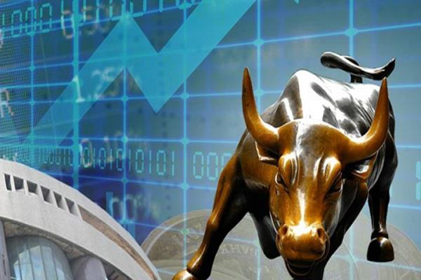 share market opened with a big fall