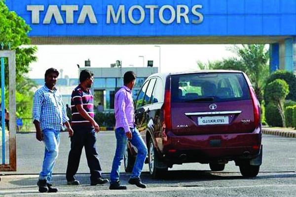 advisory of tata motors all employees work at home