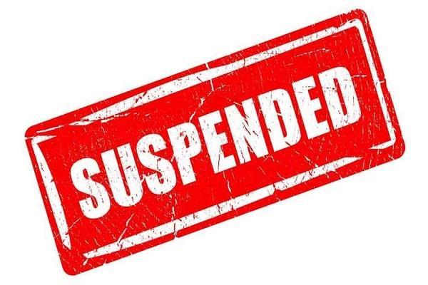 fir taken against bdpo broker suspand 14 for stern action taken