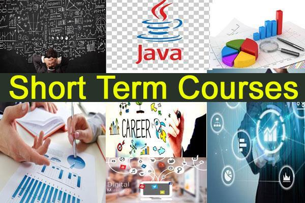 short term courses to increase salary and skill at home