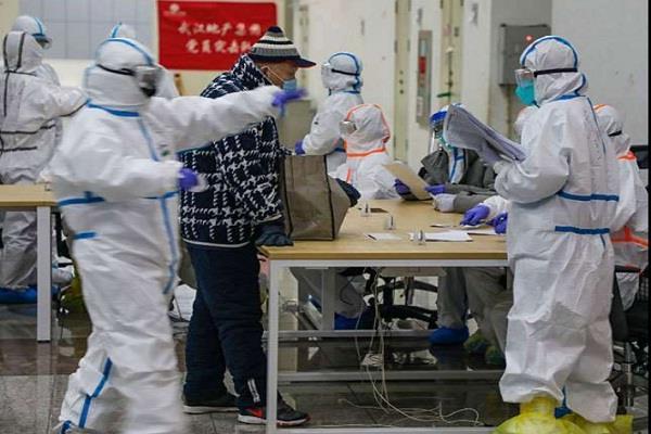 china corona virus h1n1 temperature