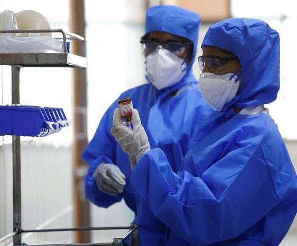 reports of family members of corona virus infected woman negative