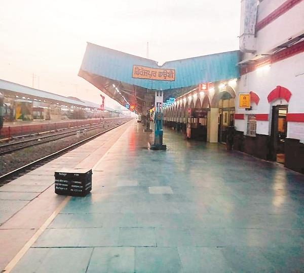 railway will run special train to return home