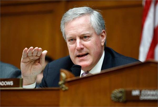 trump appoints mark meadows as new chief of staff