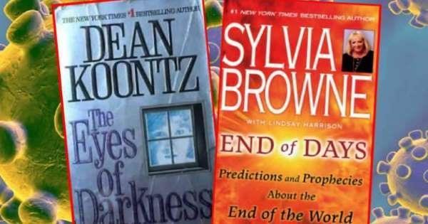 sylvia browne book predicted 2020 coronavirus outbreak 12 years ago