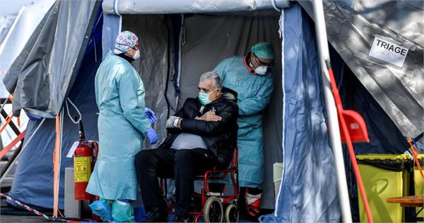 coronavirus italy s elder person dieing helpless