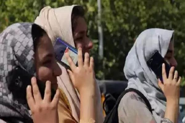letter launched starting 4g internet service jammu and kashmir