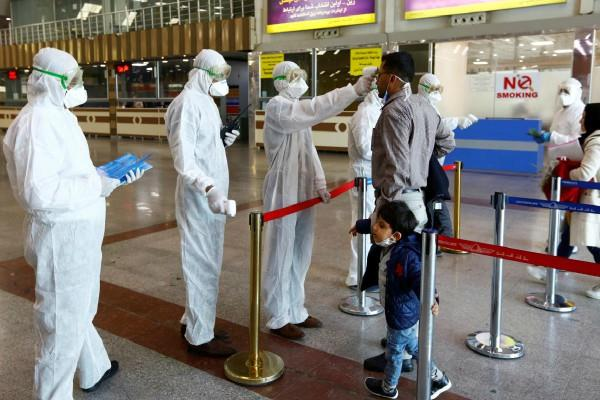 covid 19 now 43 infected in india qatar bans entry