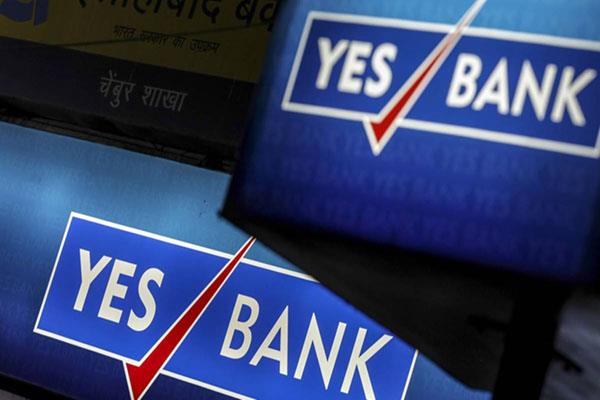 yes bank customers queuing up at atms after rbi ban