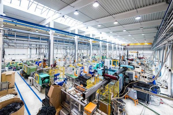 manufacturing sector growth slows down