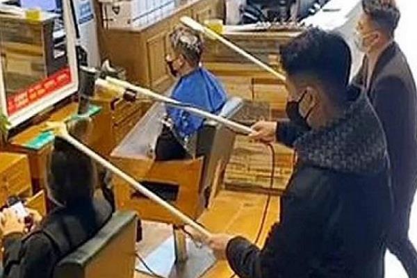 china corona virus social media video viral