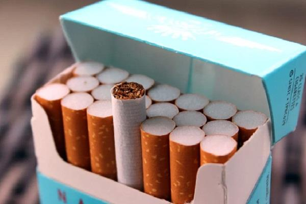 the country economy is devastated by the huge tax on cigarettes