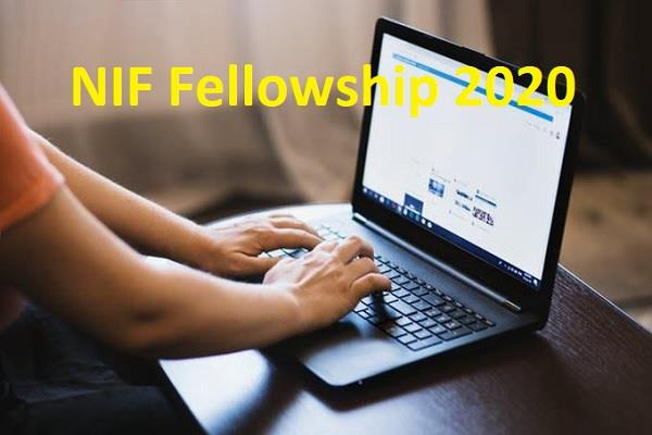apply for new india fellowship and wins 1 5 lakh rupees per month