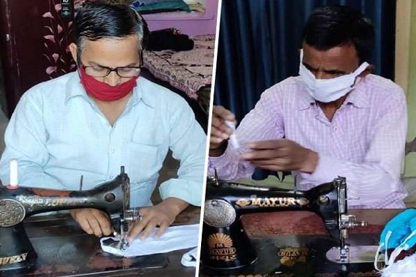 sewing artisans set precedent amid corona crisis