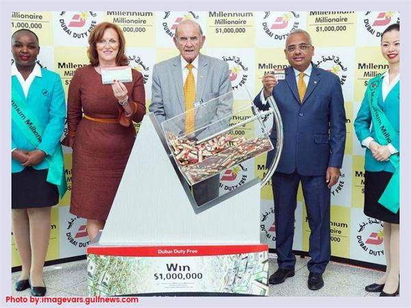 indian wins luxury car at dubai raffle draw