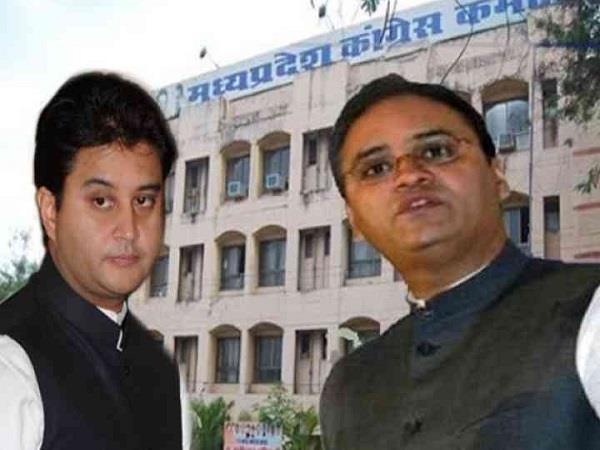former union minister s target on jyotiraditya scindia