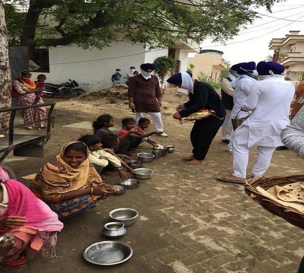 shiromani committee helping hand