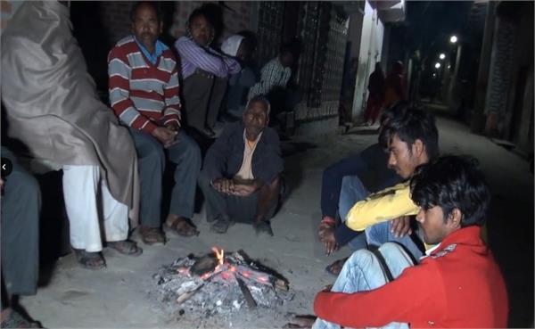 corona people awake overnight amidst fake rumors fire lit in front of door