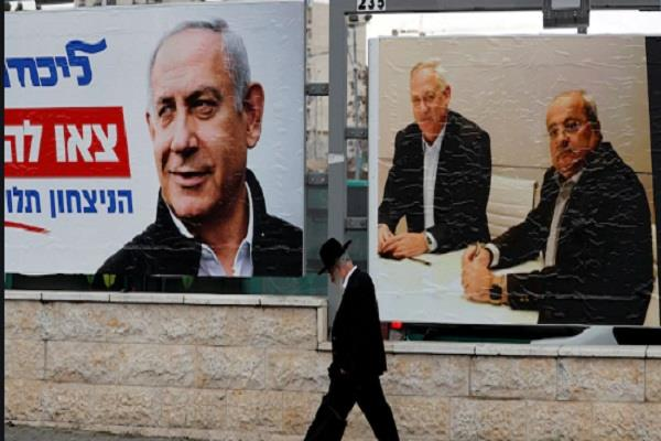 israel votes for third time in a year