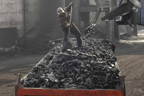 corona reduced demand for coal