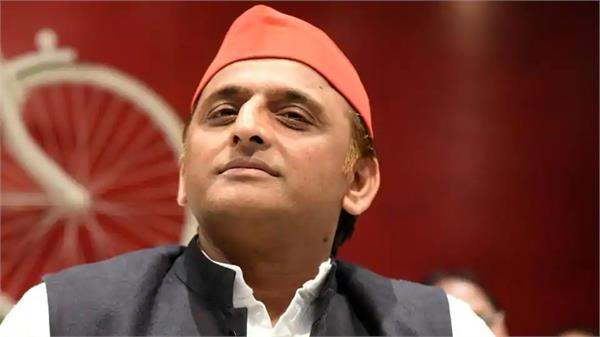 akhilesh is scared of action on rioters bjp