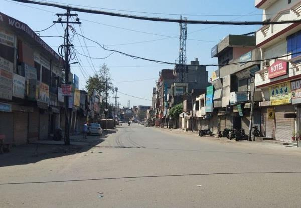 black marketing of ration continues in the city due to curfew