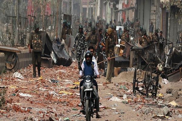 delhi violence ptm caa