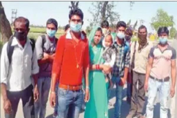 helplessness factory owners did not give money to laborers