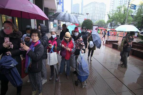 corona virus  lockdown will end tonight in hubei china