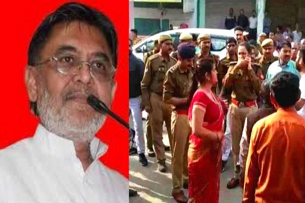 advocate and his sister shot dead sp mlc kamlesh pathak and six sent to jail
