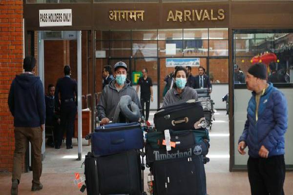 suspected patient of corona virus ran from hospital