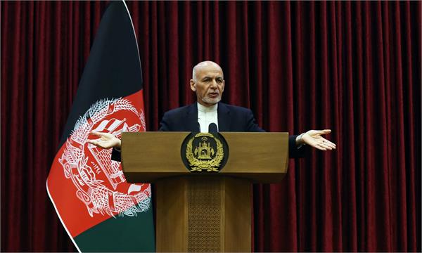 partial truce will continue  with goal  for full ceasefire ghani