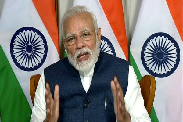 how to observe navratri fast in lockdown man asked question to pm