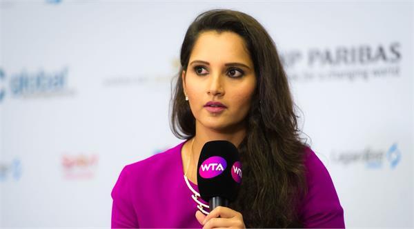 दिहाड़ीदार लोगों की मदद के लिए आगे आई टेनिस स्टार Sania Mirza