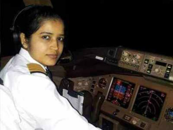 corona virus pilot swati brought back to 263 indians stranded in italy