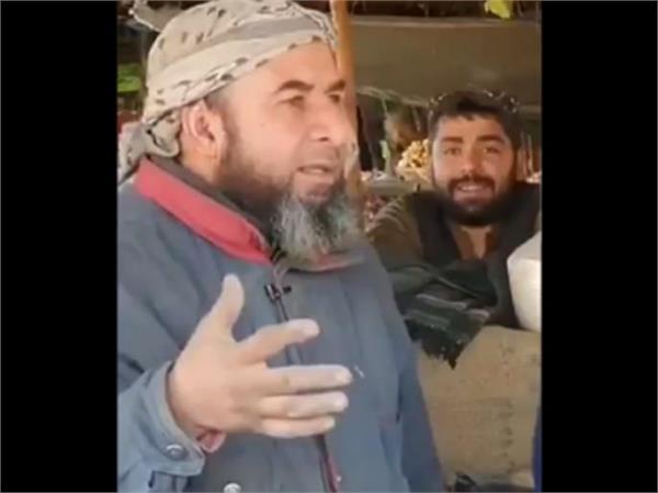 pakistani pathan makes fun on china corona virus video viral