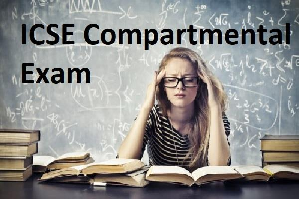 icse students fail two subjects appear in the compartmental exam