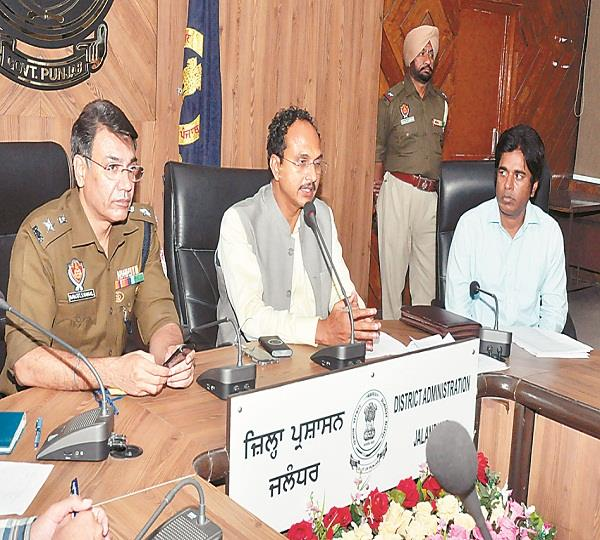 village level to provide essential items to the people dc ssp