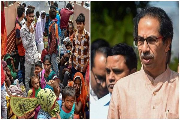 workers got uddhav thackeray support in times of crisis